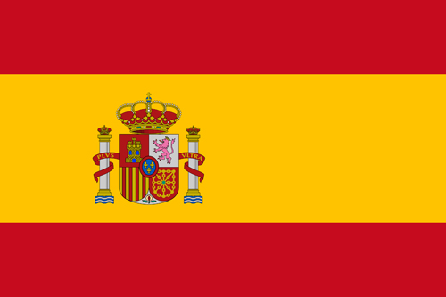 This image has an empty alt attribute; its file name is spain-flag-small.jpg